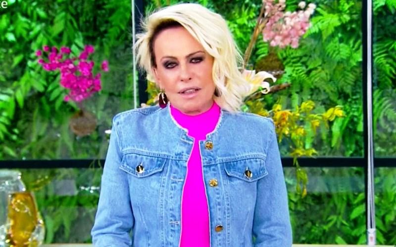 Ana Maria Braga se recupera do acidente doméstico e manda recado no 'Mais Você'