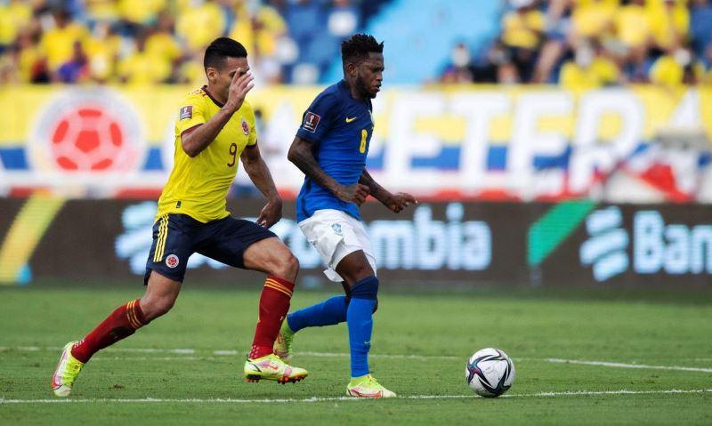 Brasil empata em 0 a 0 com a Colômbia