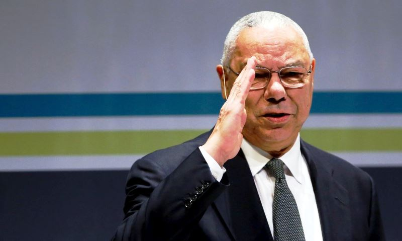 Morre o general Colin Powell