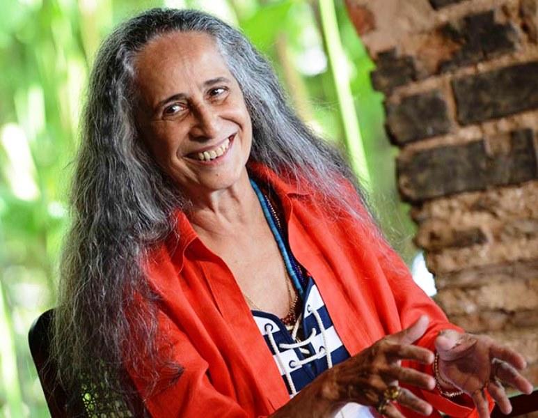 Em 'Tabuleiro', Maria Bethânia une música e literatura na Rádio Batuta