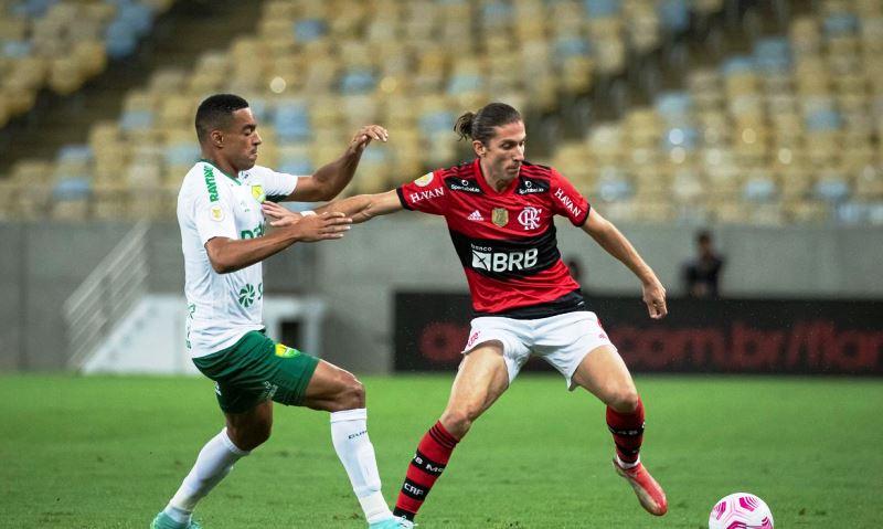 Flamengo fica no 0 a 0 com o Cuiabá