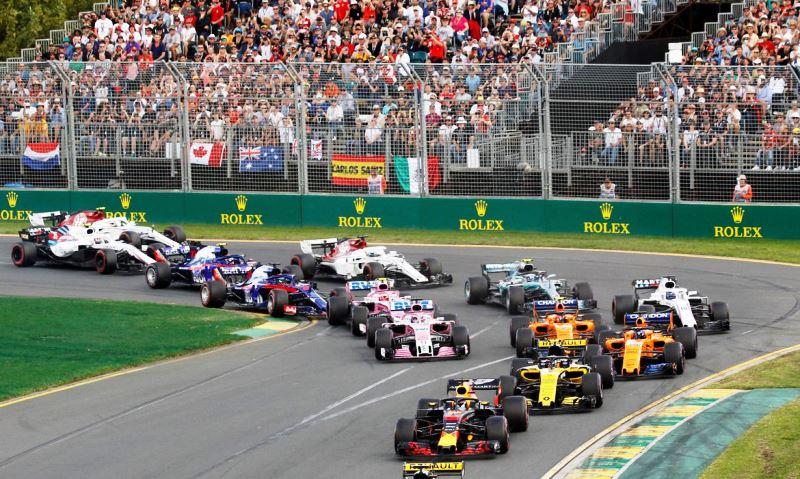 Temporada 2022 será recorde com 23 corridas