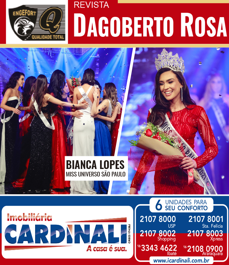 Coluna Dagoberto Rosa – 10/10/2021