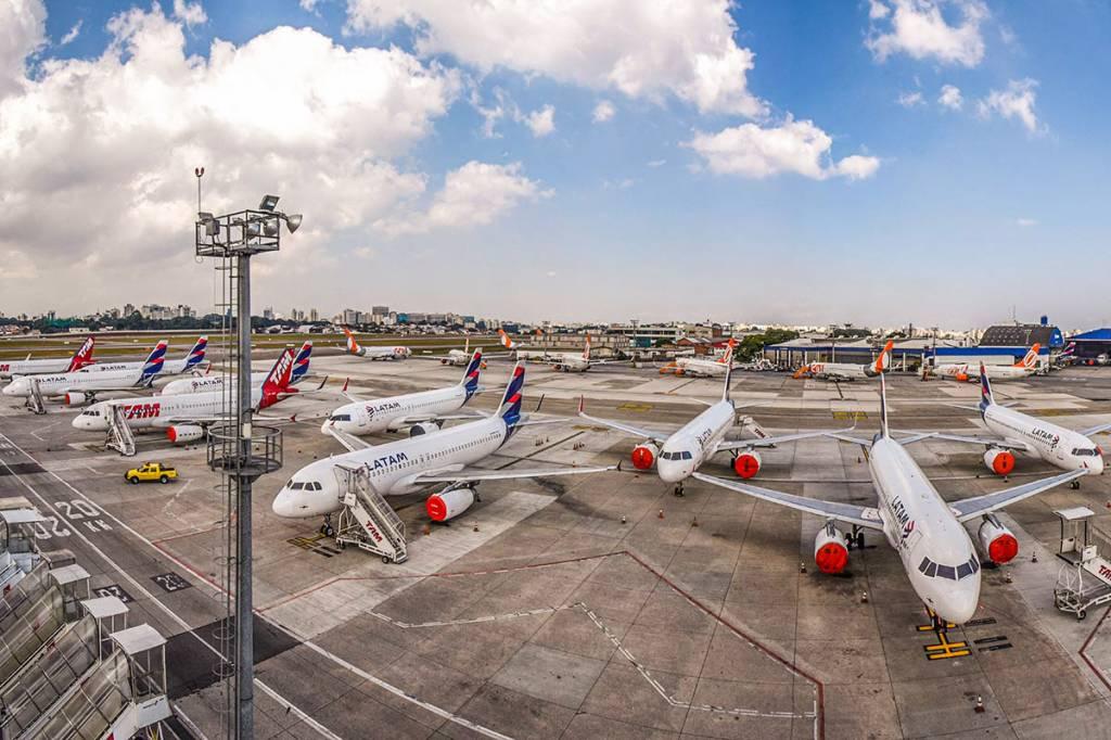 Alta de custos pode retardar recuperação de aéreas na bolsa